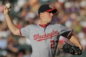 Zimm & Zimm lead Nationals past Rockies 11-5