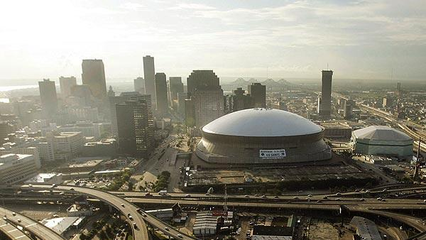 As Superdome goes, so does New Orleans