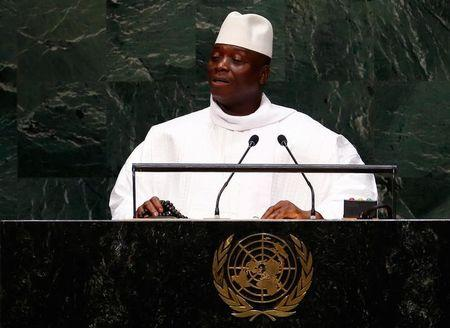"""Gambians celebrate after voting out """"billion year"""" leader"""