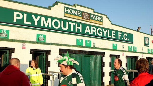 Plymouth Argyle Home Park (PA Photos)
