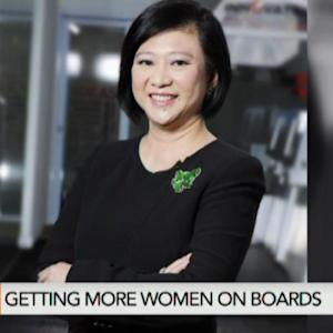 Women on Management Boards Is a Business Imperative: Ngai