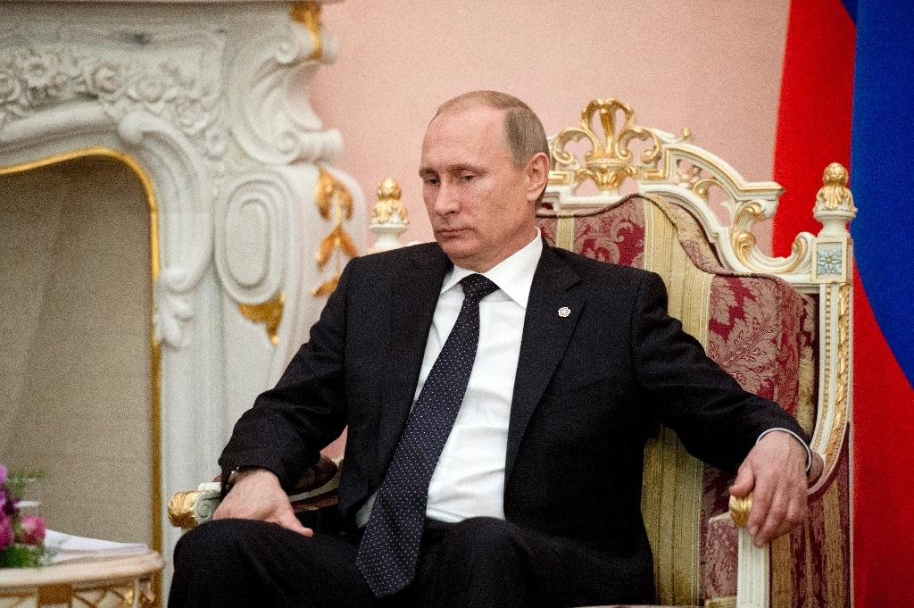 Putin accuses US of direct contacts with North Caucasus militants