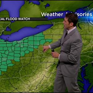 KDKA-TV Nightly Forecast (12/19)