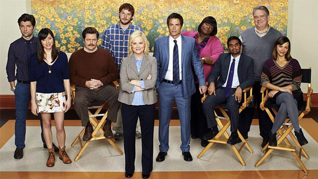 Ninjas and Notebooks and Drones, Oh My! The Terrifying Future of 'Parks and Rec' [Video]