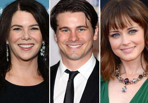 Gilmore Gah! Jason Ritter Trades Lauren Graham for Alexis Bledel in Fox's Friends & Family Pilot