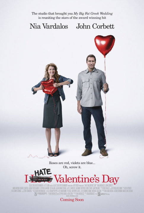 I Hate Valentine's Day Poster Production Stills IFC 2009