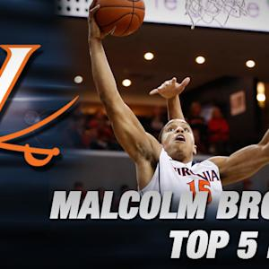 The Best Is Yet To Come For UVA's Malcolm Brogdon | Top 5 Plays of 2014-15