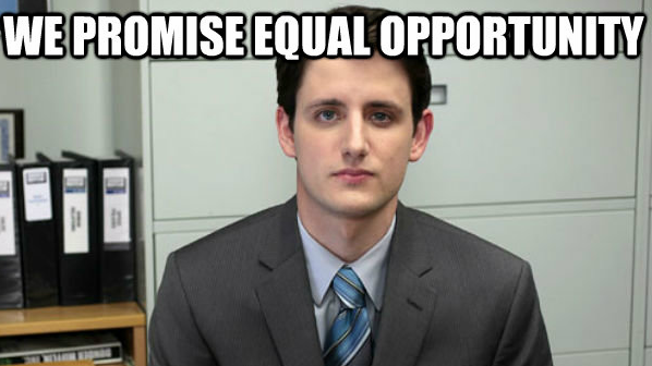 Paul Ryan Is Gabe From 'The Office'