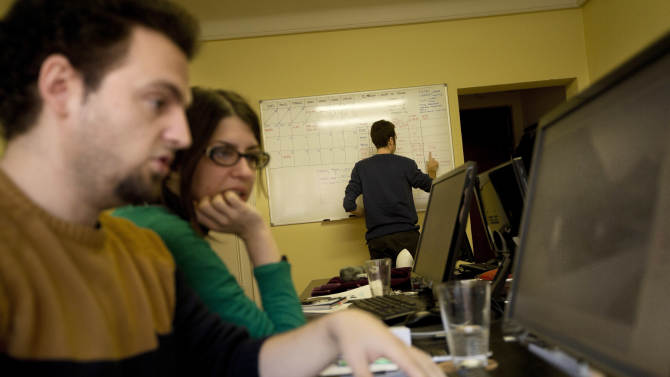 Class of 2012: Young Spaniards launch startups