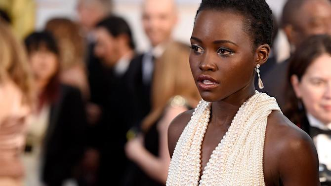 Oscar dress worn by Lupita Nyong'o stolen from West Hollywood hotel