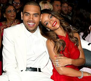 "Rihanna, Chris Brown ""Very Affectionate"" at Grammys 2013 Afterparty"