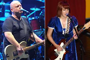 Pixies Add New Bassist Kim Shattuck