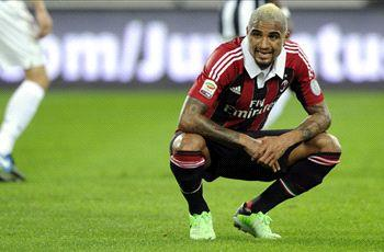 Juventus fined 30,000 euros following Boateng incident