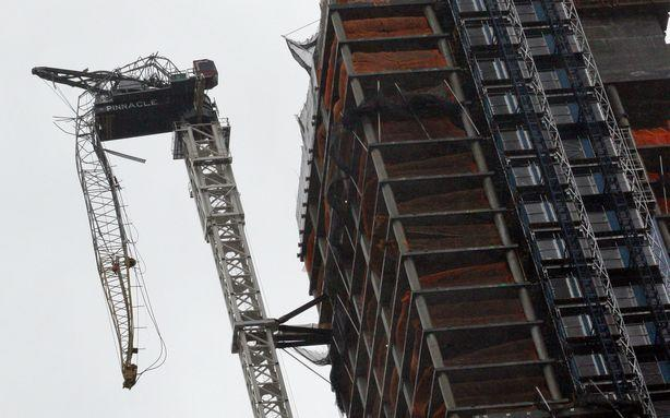 New York City's Dangling Crane Should Be Less Dangerous on Monday