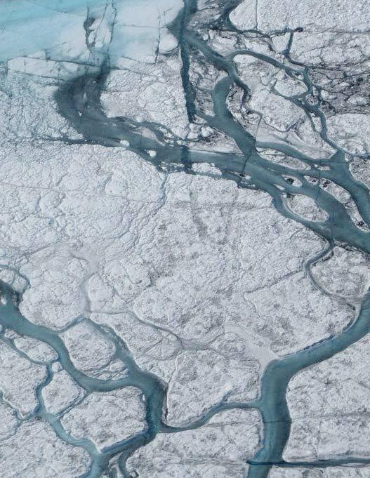 Melting of Greenland Ice Sheet Breaks 30-Year Record