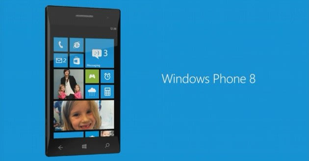 Microsoft announced Windows Phone 8 system update