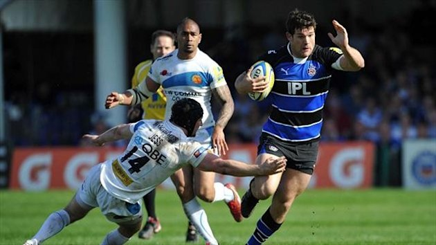 Bath's Nathan Catt expects a tough test when the West Country club travel to face Rugby Mogliano in the Amlin Challenge Cup.