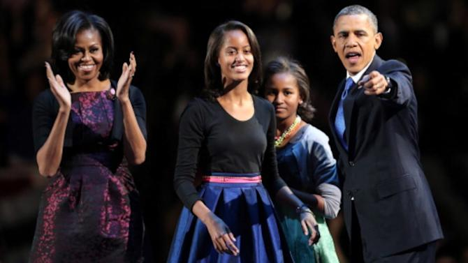 Obama Promised Daughters He'd Get a Tattoo If They Did