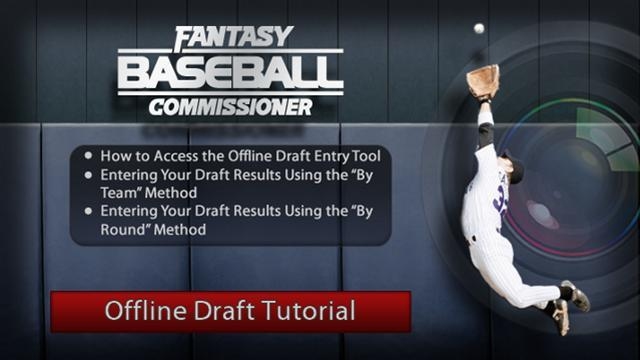 Offline Draft Setup Tutorial