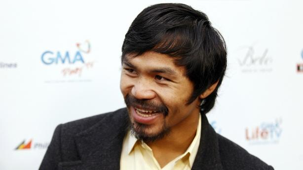 Manny Pacquiao on Gay Marriage; More '30 for 30'