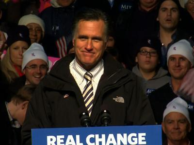 Romney: 'We can make it happen'