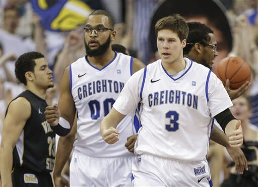 McDermott leads Creighton past Wichita State 91-79