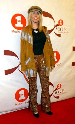 Rosanna Arquette VH1 Vogue Fashion Awards - 10/15/2002