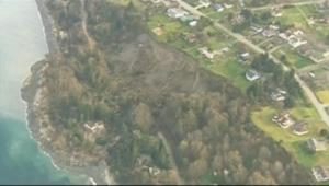 Glacial Legacy Set Stage for Washington Landslide