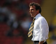 Gianfranco Zola, pictured, could hand a debut to Alex Geijo