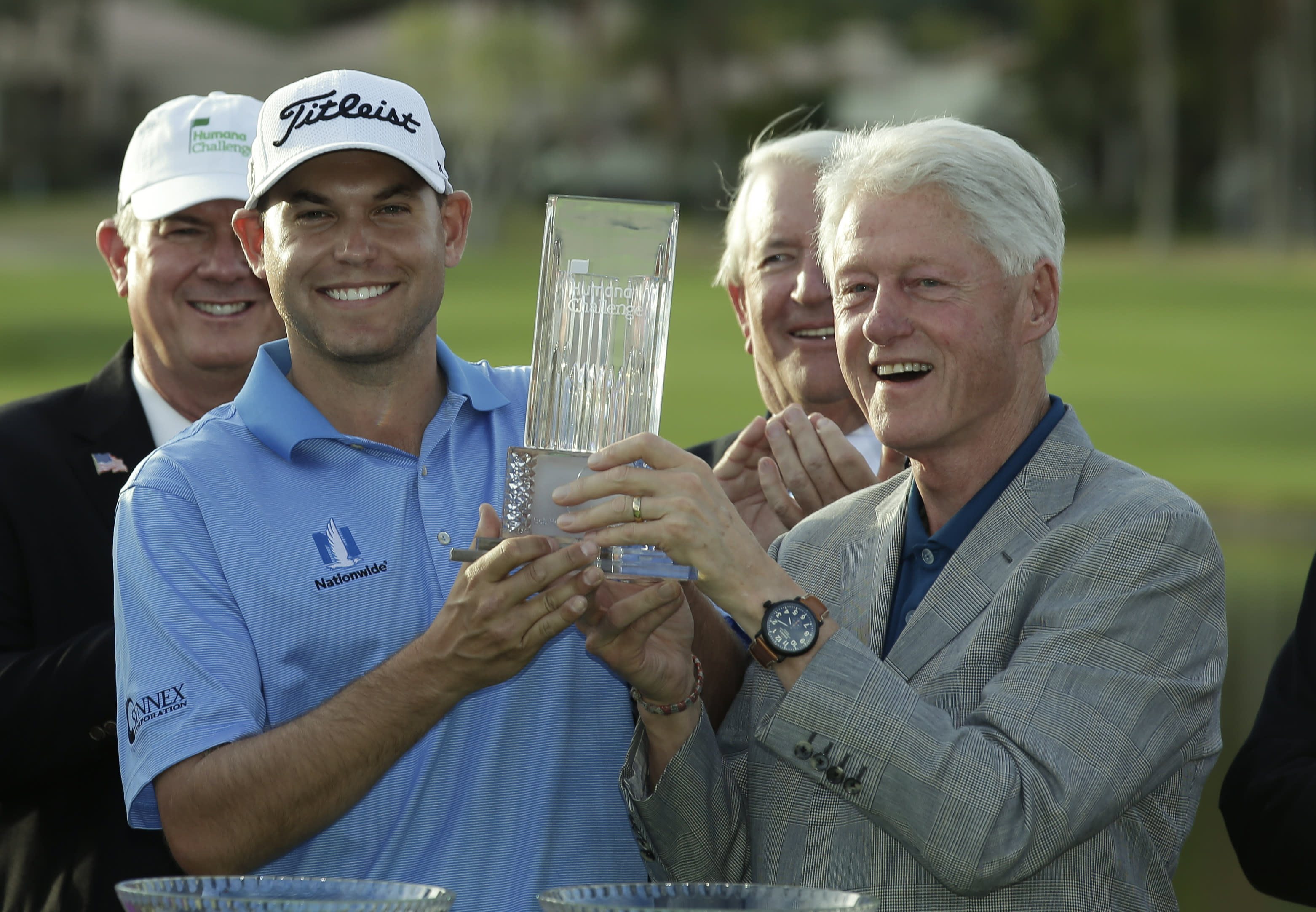 Bill Haas strikes again at the Humana Challenge, gets 6th Tour title