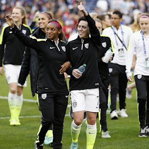 USWNT players find themselves in feud with U.S. Soccer