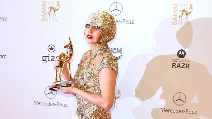 Lady Gaga Bambi Awards