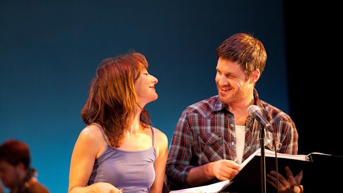 Way, way off Broadway, stars work without reviews