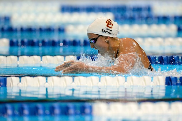 2012 U.S. Olympic Swimming Team Trials - Day 5