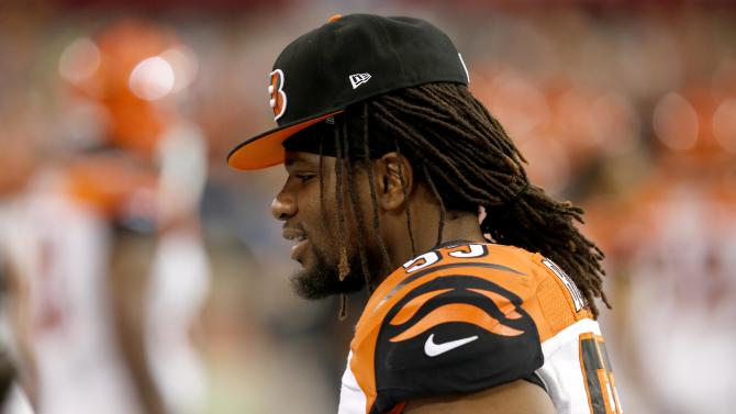 Bengals LB Burfict signs 3-year extension