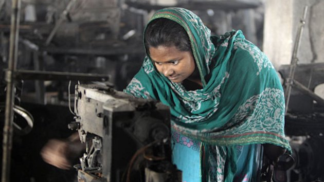 Another Factory Fire Kills More Garment Workers (ABC News)