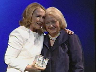 Hillary Clinton Appears at Vital Voices Awards