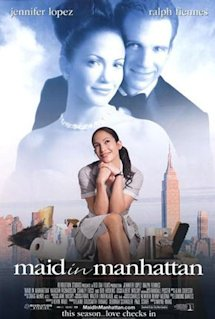 Poster of Maid in Manhattan