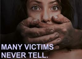 Many Victims Never Tell