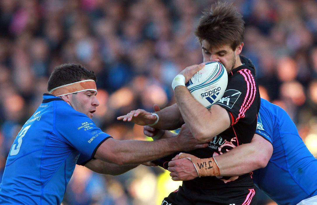 Leinster save Irish pride with last-eight spot