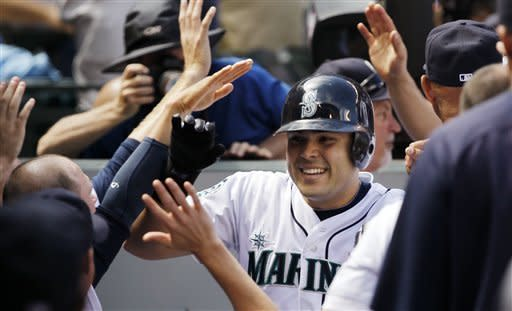 Millwood, Montero lead Mariners over Royals 4-3