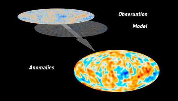 New Map of Big Bang Light Hints at Exotic Physics