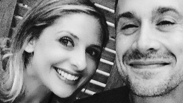 Sarah Michelle Gellar Shares Sweet Throwback Pic to Celebrate 13th Wedding Anniversary