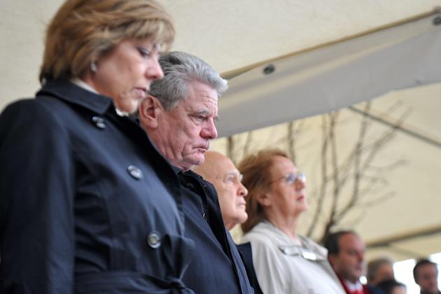German President Gauck in Ioannina