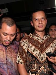 Berkas Dhana Widyatmika Dilimpahkan ke Kejari Jaksel