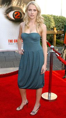Teresa Palmer at the premiere of Columbia Pictures' The Grudge 2