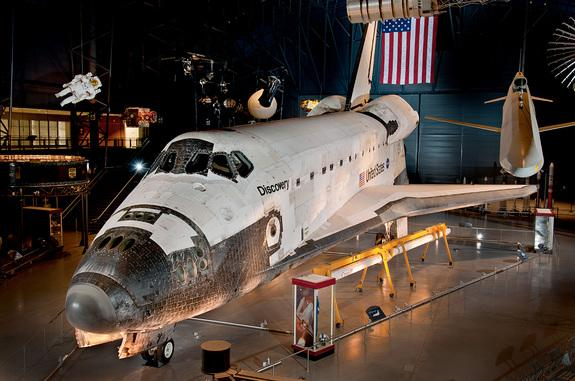 As Space Shuttle Discovery Turns 30, Smithsonian Curator Shares Orbiter Secrets