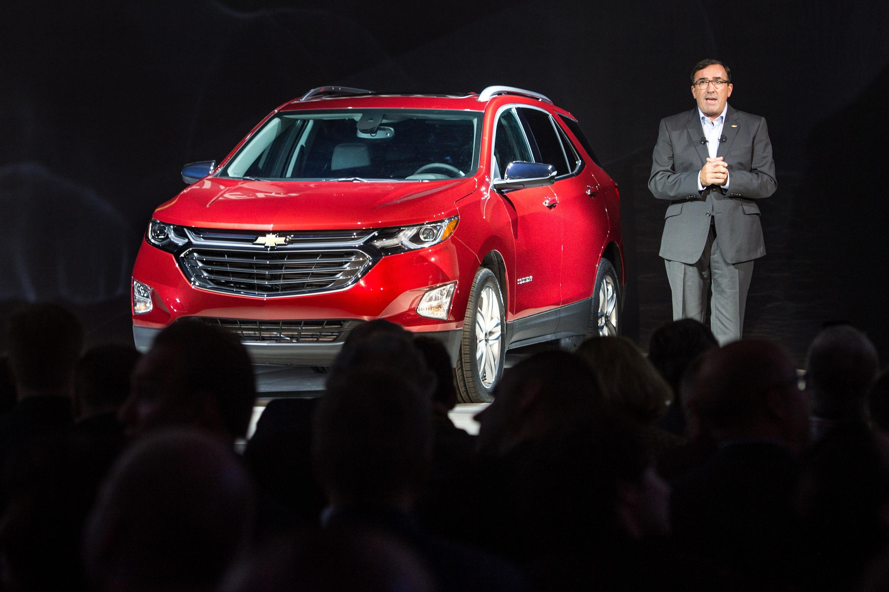 GM reports record 3Q earnings despite slowing US sales