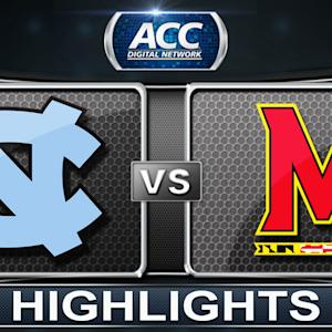 North Carolina vs Maryland | 2014 ACC Women's Basketball Tournament Highlights
