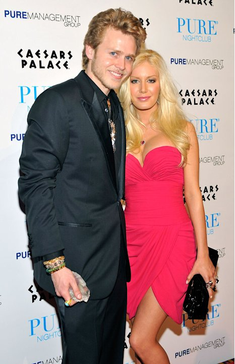 Spencer Pratt and Heidi M …